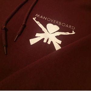 Jackets & Blazers - Maroon Hoodie 😛