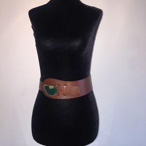 Accessories - Beautiful leather rock belt