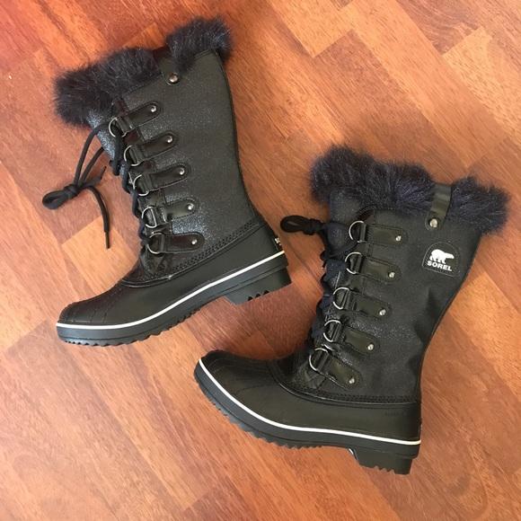 Sorel Shoes | New Tofino Glitter Boots