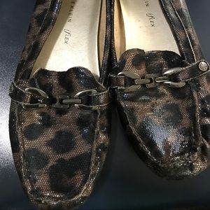 Anne Klein loafers. As is used.