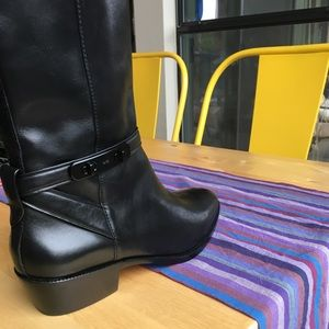 7b411fe6b40 Coach Shoes - Coach knee high boots CAROLINE NARROW
