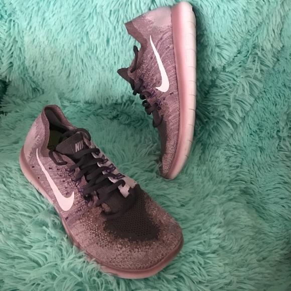7db56de4afd1 nike free rn flyknit raisin women running shoes. M 59af3227bf6df5c56c0137fe