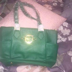 Iman shoulder bag