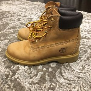Kid's Timberland Waterproof Boots