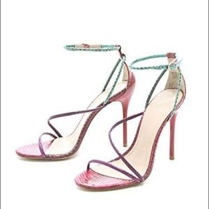 B Brian Atwood strappy heels