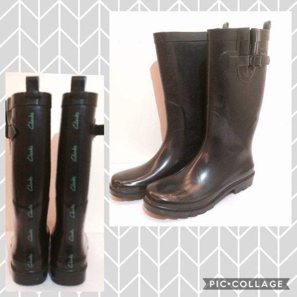2a30d42230ed Clarks Shoes - ✨CLARKS✨ rain boots