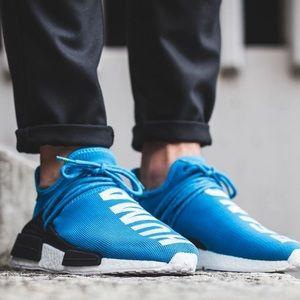 2c091964abe7c adidas Shoes - Size 7 Blue human race 100% real amazing