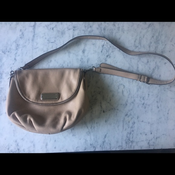 Marc By Marc Jacobs Handbags - **SOLD**Marc by Marc Jacobs Beige Leather Purse