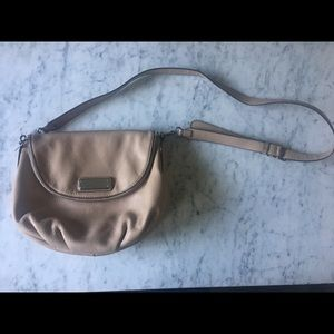 **SOLD**Marc by Marc Jacobs Beige Leather Purse