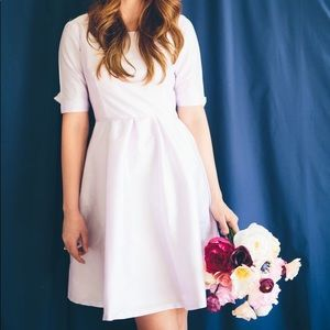 Shabby Apple Prince Dress Sz 2 NWT cream