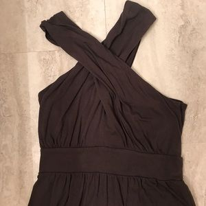 LOFT Dresses - LOFT Twist Neck Dress