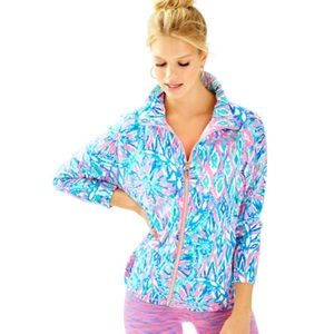 lilly pulitzer NWT dee dee swing jacket 😍