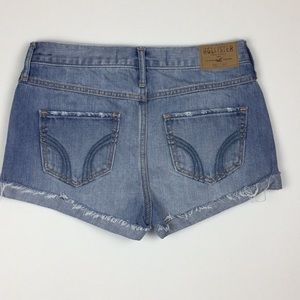 Hollister Shorts - Hollister Embellished Jean Shorts