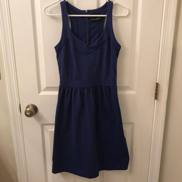 Cynthia Rowley Dresses & Skirts - Cynthia Rowley Cobalt Dress