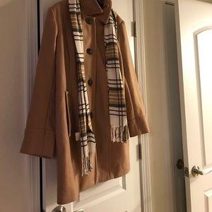 St. John bay pea coat