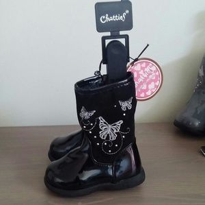TODAY ONLY SALE! Butterfly Boots