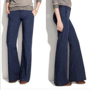 Madewell Widelegger Trouser Jeans