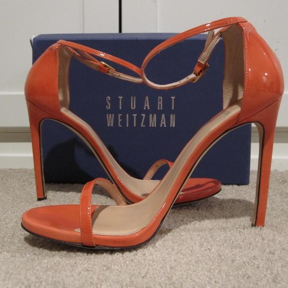 Stuart Weitzman scarpe  Size  Nudist Bellini Aniline Size  105   Poshmark 7f8763