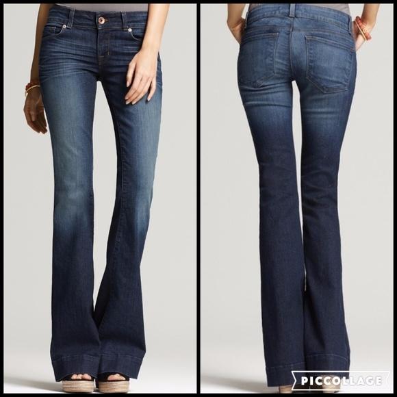 Jeans On Sale, Blue Ink, Cotton, 2017, 28 J Brand