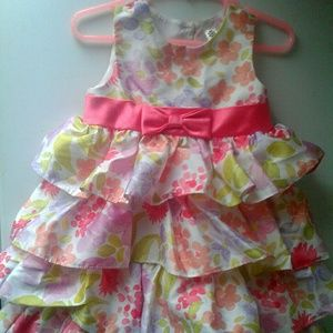 Gorgeous Baby Girls Formal Dress Sz 24 Month