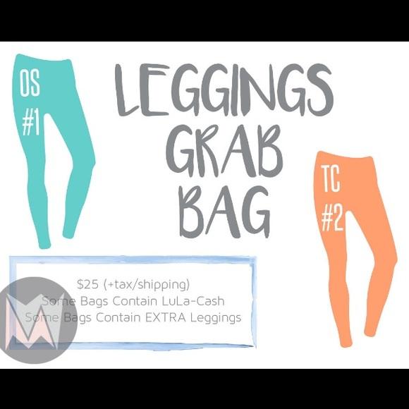 8b52b168aadf19 LuLaRoe Pants | Mystery Legging Grab Bag | Poshmark