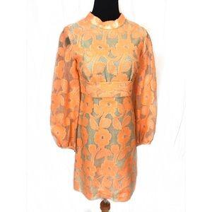 Beautiful Gucci esque Vintage 1960's party dress