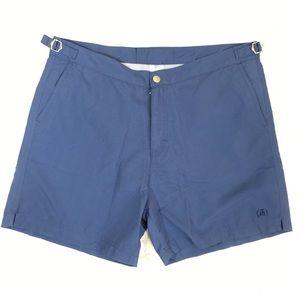 SPENGLISH men's swim trunks adjustable waist Sz XL