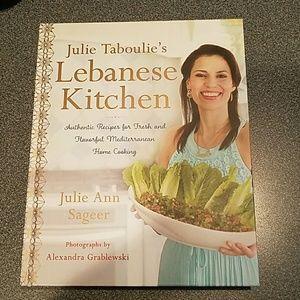 Julie Taboulie's Lebanese Kitchen Cook Book