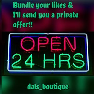 Shoes - Get a SPECIAL OFFER--BUNDLE YOUR LIKES!!