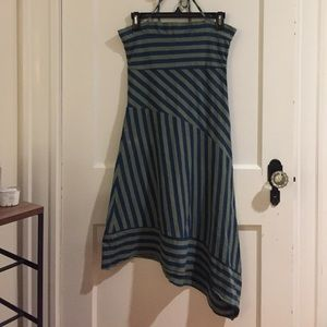 ⭐️SALE!⭐️ Adorable Tube Dress w/Halter Straps