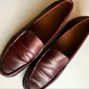 Allen Edmonds Carew Leather Loafers Shoes 12 A