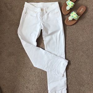 Lilly Pulitzer South Ocean Crop Jeans