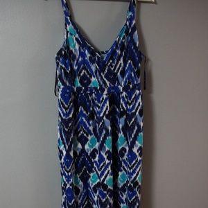Fashion Dress Maxi Sz L