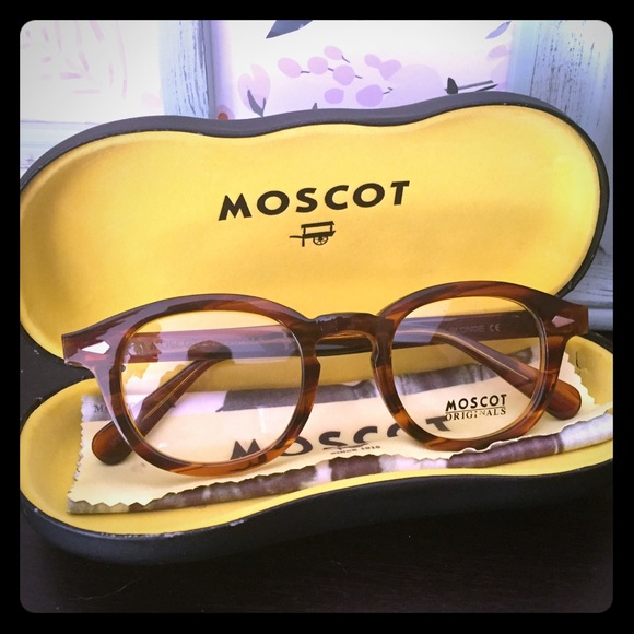 8c421043e15 Moscot Lemtosh Blonde Glasses. M 59b00ce4620ff77aee03dec3. Other Accessories  ...