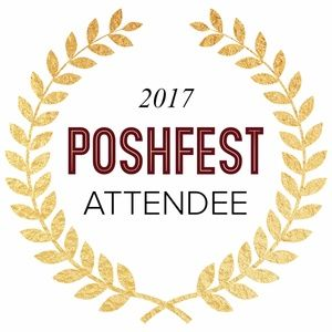 Accessories - So excited to be attending Poshfest!!
