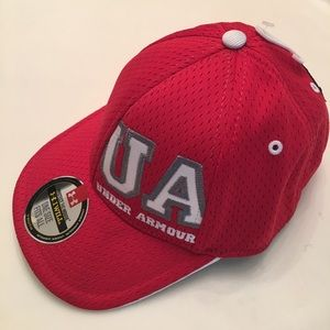New Under Armour UA Youth Adjustable Cap Hat