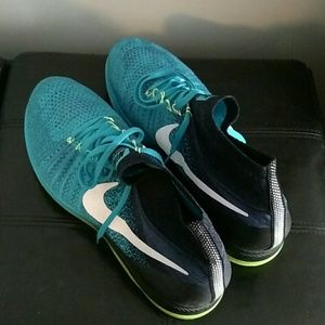 1fa785c76ba Nike Shoes - Men s Nike Zoom All Out- Flyknit Sock Top Sneakers