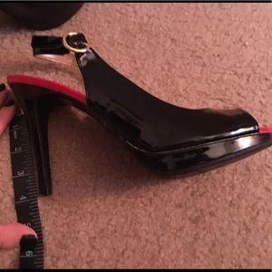 Shoes - Slingback heels