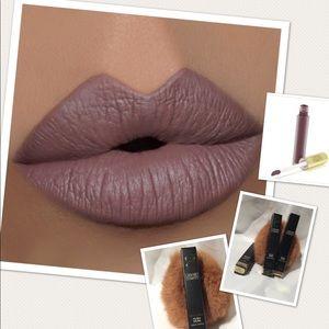 GC Hydra Matte Liquid lipstick in iced mocha