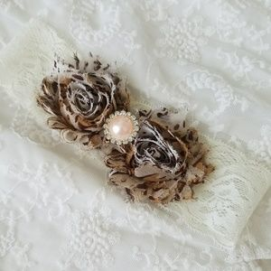 Other - 🎅⚠PRICE DROP⚠NEW Adorable Baby Girl Headband