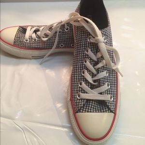 Converse Shoes - Converse All-Star Gingham