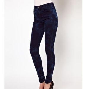 ASOS Ridley High Waisted Ultra Skinny Jeans