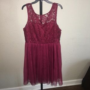 Forever 21 Party Dress. Plus Size. Size 1X.