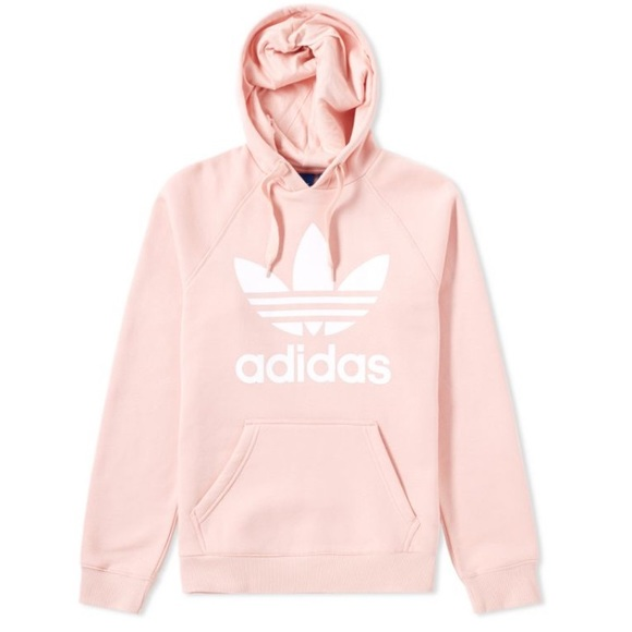 8638be97109a adidas Jackets   Blazers - Vapour pink adidas hoodie