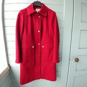 Talbots Women's pea coat Sz 10P