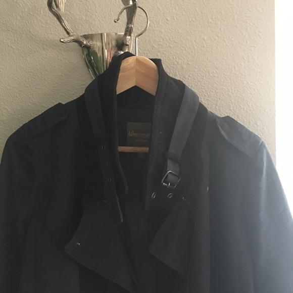 Madewell Jackets & Coats - Madewell Wearmaster Navy field jacket