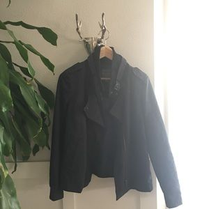 Madewell Jackets & Coats - Madewell Wearmaster Navy field jacket
