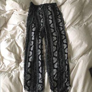 BCBG flow pants