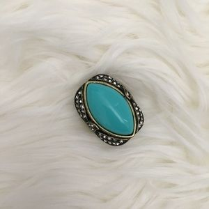 Jewelry - Boho Turquoise Color Ring