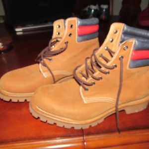 99eb85623 Gucci Shoes | Mens Marland Tan Suede Leather Hiking Boots | Poshmark